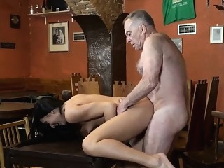 brunette Old fuck girl Can you trust your gf leaving her alone with y doggystyle