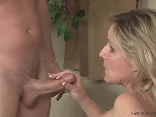 blonde Mothers Behaving Very Badly 2 With Jodi West - ForbiddenFruitsFilms high heels