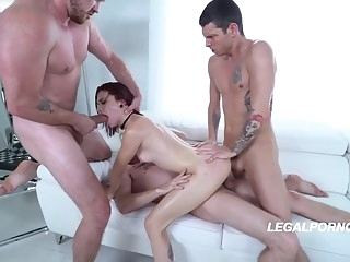 anal Three is enough big cock