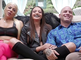 anal stunningly hard anal BDSM orgy with my step-parents bdsm