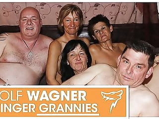 amateur Ugly mature swingers have a fuck fest! Wolfwagner.com blowjob