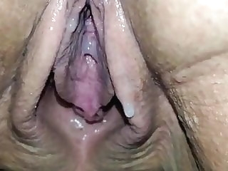 bbw 80YO GRANNY LUISA DRIPPING CREAM mature