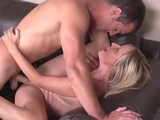 big tits Stepmom Jodi West Breaks In Stepson - JodiWest blonde