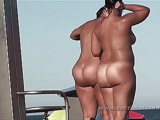 beach Two Sisters, Mature Big Ass mature