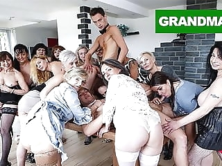 blowjob Biggest Granny Fuck Fest part 2 fingering
